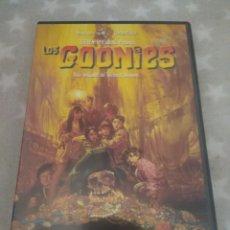 Cine: DVD. LOS GOONIES.. Lote 157016305