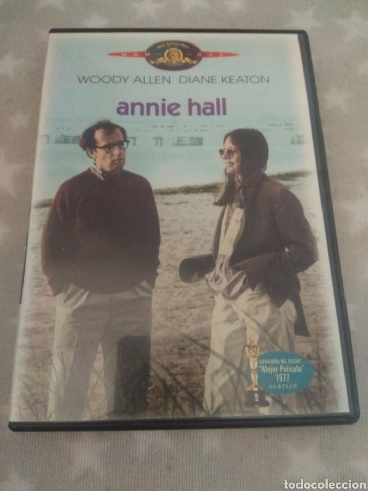 DVD. ANNIE HALL. WOODY ALLEN. (Cine - Películas - DVD)