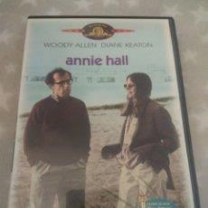 Cine: DVD. ANNIE HALL. WOODY ALLEN.. Lote 157036746