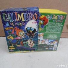 Cine: COLECCION 6 DVD CALIMERO Y VALERIANO. Lote 157284454