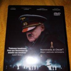 Cine: EL HUNDIMIENTO DOWNFALL LOS ÚLTIMOS DÍAS DE HITLER. Lote 157329910