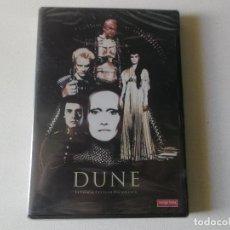 Cine: DVD ORIGINAL DUNE DTOR. DAVID LYNCH. DESCATALOGADO. PRECINTADO.. Lote 157345834
