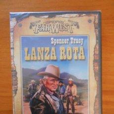 Cine: DVD LANZA ROTA - SPENCER TRACY - NUEVA, PRECINTADA (7P). Lote 157348602