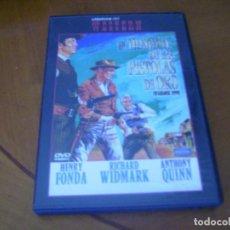 Cine: EL HOMBRE DE LAS PISTOLAS DE ORO / HENRY FONDA / DVD . Lote 157365466