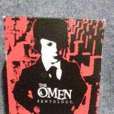 Cine: COLECCION LA PROFECIA 5 DVD......THE OMEN PENTALOGY... Lote 157560822