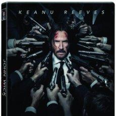 Cine: JOHN WICK PACTO DE SANGRE - DVD COMO NUEVO PROTAGONIZADO POR KEANU REEVES. Lote 159109973