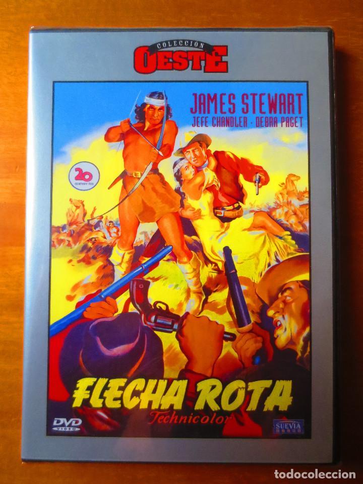 FLECHA ROTA (DVD PRECINTADO) (Cine - Películas - DVD)