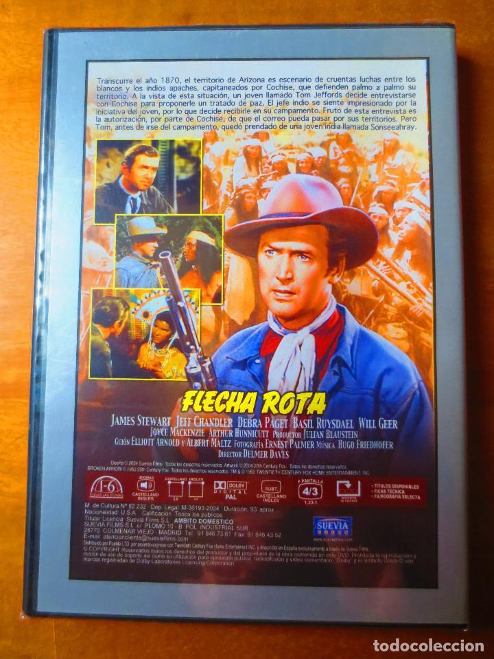 Cine: Flecha Rota (DVD Precintado) - Foto 2 - 157758550