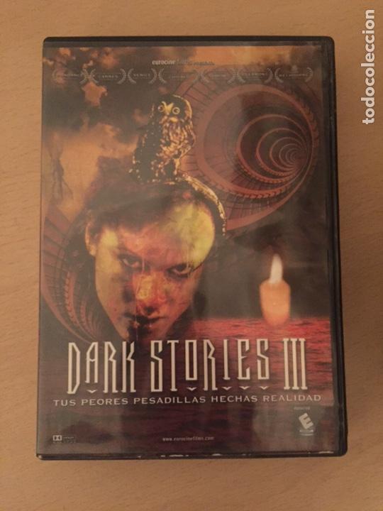 DARK STORIES III - DVD (Cine - Películas - DVD)