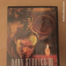 Cine: DARK STORIES III - DVD. Lote 157760694