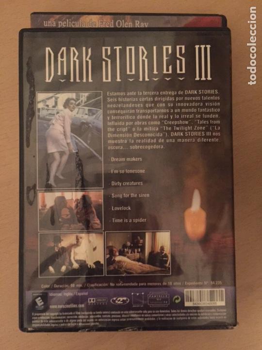 Cine: Dark Stories III - DVD - Foto 2 - 157760694