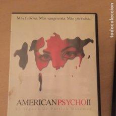 Cine: AMERICAN PSYCHO II (2002) DVD. Lote 157761444