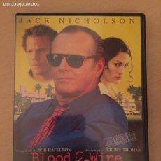 Cine: SANGRE Y VINO (BLOOD & WINE) JACK NICHOLSON. Lote 157765377
