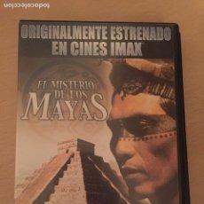 Cine: EL MISTERIO DE LOS MAYAS DVD. Lote 157765568