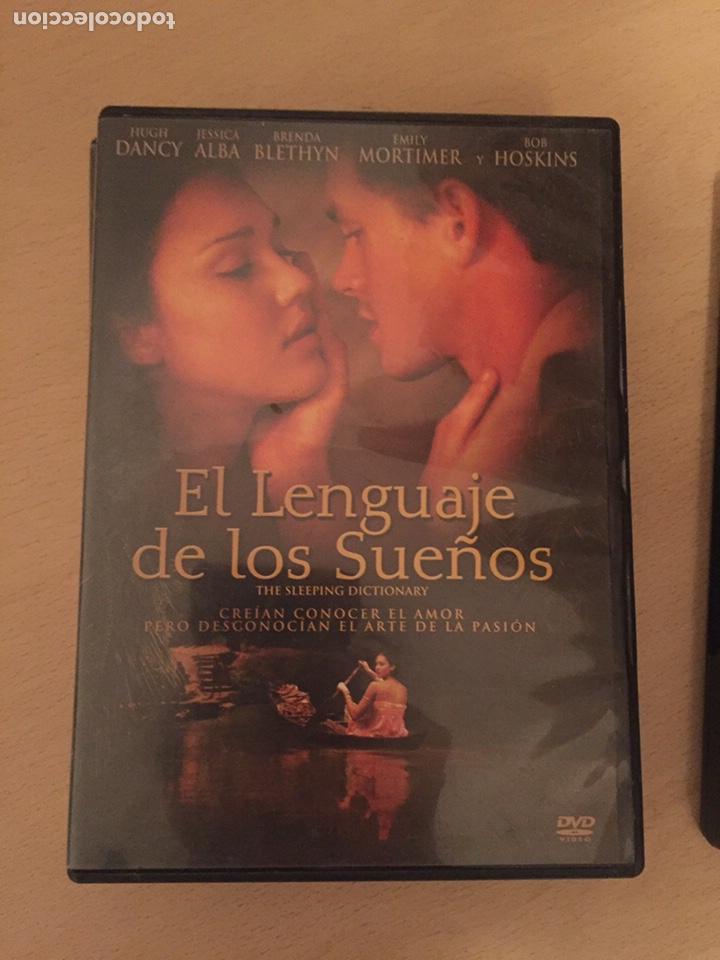 EL LENGUAJE DE LOS SUEÑOS DVD (Cine - Películas - DVD)