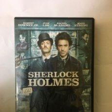 Cine: SHERLOCK HOLMES DVD. Lote 157773218