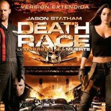 Cine: DEATH RACE (LA CARRERA DE LA MUERTE). PRECINTADA. VERSIÓN EXTENDIDA. JASON STATHAM. Lote 157824978