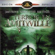Cine: TERROR EN AMITYVILLE. Lote 157833302