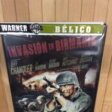 Cine: INVASIÓN EN BIRMANIA DVD -PRECINTADO-. Lote 157843878
