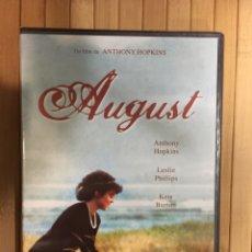 Cine: AUGUST DVD -PRECINTADO-. Lote 157855164