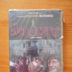 Cine: DVD LA HORCA PUEDE ESPERAR - JOHN HURT - NUEVA, PRECINTADA (AF). Lote 157931102