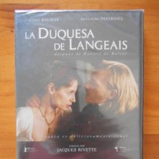 Cine: DVD LA DUQUESA DE LANGEAIS - NUEVA, PRECINTADA (8Ñ). Lote 157935722