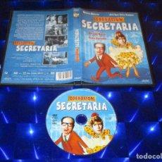 Cine: OPERACION SECRETARIA - DVD - DIVISA - GRACITA MORALES - JOSE LUIS LOPEZ VAZQUEZ. Lote 157938146