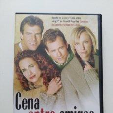 Cine: DVD CENA ENTRE AMIGOS. Lote 157940108