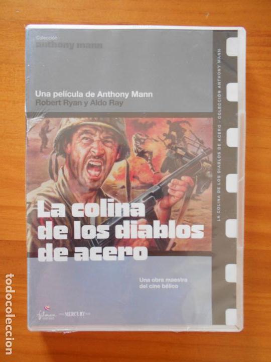 DVD LA COLINA DE LOS DIABLOS DE ACERO - NUEVA, PRECINTADA (DO) (Cine - Películas - DVD)