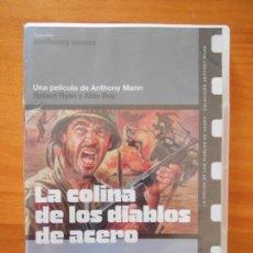 Cine: DVD LA COLINA DE LOS DIABLOS DE ACERO - NUEVA, PRECINTADA (DO). Lote 157941882