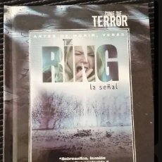 Cine: PELÍCULA DVD THE RING. Lote 157942418
