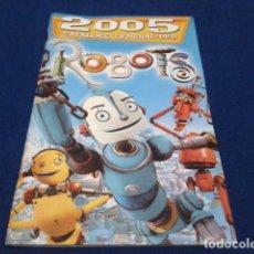 Cine: DVD CATALOGO GENERAL DVD 2005 . Lote 157942938