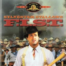 Cine: F.I.S.T SYLVESTER STALLONE . Lote 157954650