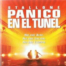 Cine: PANICO EN EL TUNEL SYLVESTER STALLONE . Lote 157956598