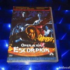 Cine: OPERACION ESCORPION - DVD - 84642 - SELECTA VISION - PRECINTADA - EDICION INTEGRA REMASTERIZADA. Lote 157961506
