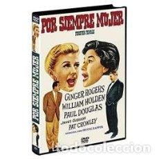 Cine: POR SIEMPRE MUJER (DVD). Lote 158027682