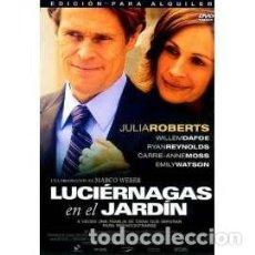 Cine: LUCIERNAGAS EN EL JARDIN (DVD). Lote 158028288