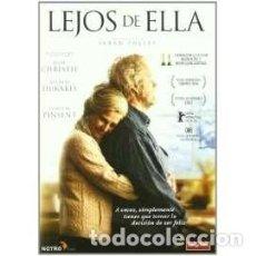 Cine: LEJOS DE ELLA (DVD). Lote 158029029