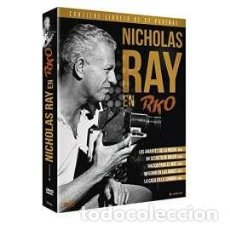 Cine - PACK NICHOLAS RAY EN RKO (DVD) - 158029865