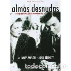 Cine: ALMAS DESNUDAS (DVD). Lote 158031830