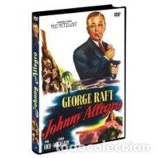 Cine: JOHNNY ALLEGRO [DVD] [DVD]. Lote 158032026