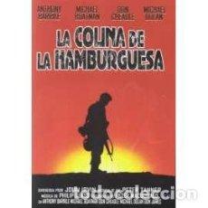 Cine: LA COLINA DE LA HAMBURGUESA (DVD). Lote 158033192
