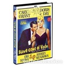 Cine: SUAVE COMO EL VISON (DVD). Lote 158034152