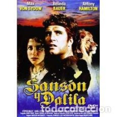 Cine: SANSON Y DALILA (DVD). Lote 158034770