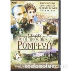 Cine: LOS ULTIMOS DIAS DE POMPEYA (DVD). Lote 158036446