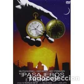 LOS PASAJEROS DEL TIEMPO [DVD] [DVD] (Cine - Películas - DVD)