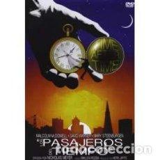 Cine: LOS PASAJEROS DEL TIEMPO (DVD). Lote 158038692