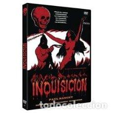 Cine: INQUISICIÓN [DVD] [DVD]. Lote 158038808