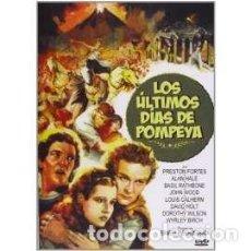 Cine: LOS ULTIMOS DIAS DE POMPEYA (DVD). Lote 158041801