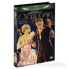 Cine: CHAMPAGNE [DVD] [DVD]. Lote 158042038
